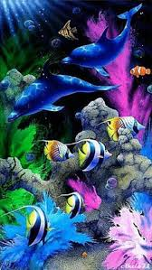 moving fish wallpaper for phones. Contemporary Moving The Best 31 Wallpapers Android By Akela73 Mais Tropical Fish  Inside Moving Wallpaper For Phones