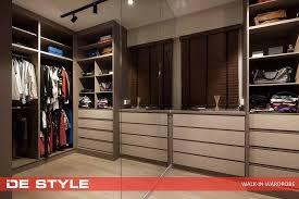 Wardrobe Interior Designs Style New Decorating Design