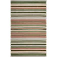 paddock shawl light green 4 ft x 7 ft indoor outdoor area rug