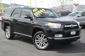 Pre-Owned 2010 Toyota 4Runner Limited Sport Utility in Colorado ...