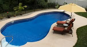 backyard salt water pool. Brilliant Water A Salt Water Pool Makes Any Yard Look Exotic Intended Backyard S