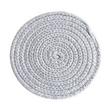 oval quilted placemats round tables circular daily