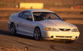 1995 Ford Mustang SVT Cobra R – Review – Car and Driver
