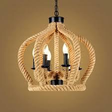 industrial lighting fixtures. Industrial 6 Light Look Lighting Fixtures Rope Products Uk . S