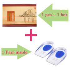 4Boxes <b>Heel Spur</b> Pain Relief Medical Patch Herbal <b>Calcaneal Spur</b> ...