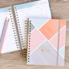 Academic Daily Planner Productivity Paradox Inkwell Press 2017 2018 Academic Year Planners