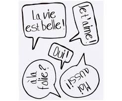 Planche Stickers 5 Bulles Bd Citation La Vie Est Belle 10993