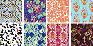 Textile Patterns Stunning Textile Republic Patterns From The People