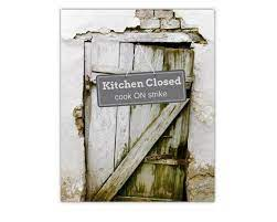 funny kitchen signs kitchen sayings