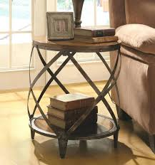 medium size of round wood end table diy small round end table small round wooden end
