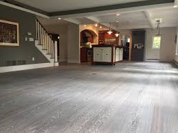 this red oak floor was fumed and then finished with smoke colored rubio monocoat website to company that explains the most desired modern grey finishes