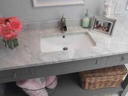 Bathroom Countertops Marble Countertops Hgtv