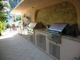 Tropical Outdoor Kitchen Designs Impressive Design