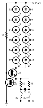 dual brightness for tail brake using diodes user posted image