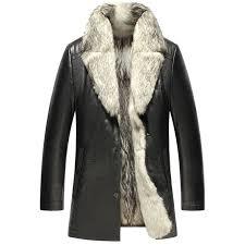 fur coat mens cw855587 cwmalls com
