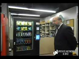 Vending Machine Bitcoin Extraordinary Upstate Networks BitCoin Vending Machine YouTube