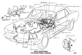 mustang wiring diagrams average joe restoration sm1964l