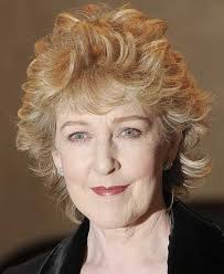 best older women curly short hair