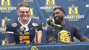 Racers Football | Preston Rice and Alec Long Postgame Press Conference |  9-21-19 - YouTube