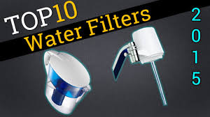 Home Water Filtration Systems Comparison Top 10 Water Filters 2015 Compare Nsf Filters Youtube