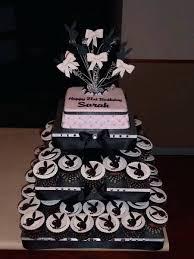 21st Birthday Cupcakes Ideas Cake Albums Miyatoinfo
