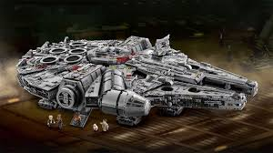 The 7 541 Piece Lego Star Wars Ucs Millennium Falcon Is 200 Off At