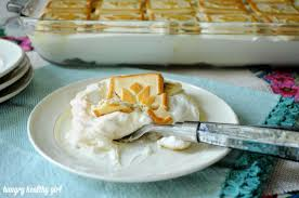 the best banana pudding ever made with cream cheese sweetened condensed milk and pepperidge