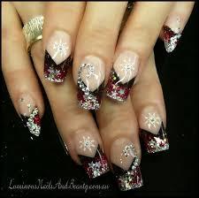 96 Best Black Glitter Nails Images Frisuren Nagel Summer