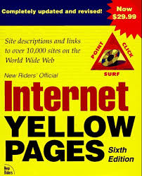amazon internet yellow pages 6th ed 9781562057848 christine maxwell new riders development group books
