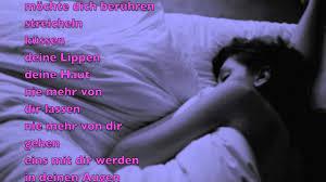 Sehnsucht Nach Dir Bernd Töpfer Gedicht 80