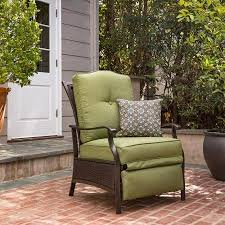 better homes and gardens recliner. Unique Better Amazoncom  Better Homes And Gardens Providence Outdoor Recliner Green  Garden U0026 For And