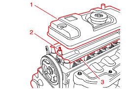 adjustment valve clearances - tu engine