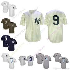 Yankees White New Jersey Cream Grey All Roger Maris Home Id Mn Custom Name Cooperstown York Away Stitched Pinstripe Black