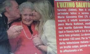 Maria Giovanna Elmi distrutta dal dolore: ha subito un grave ...