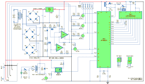 digital temperature controller circuit diagram the wiring diagram water level controller circuit gif circuit diagram