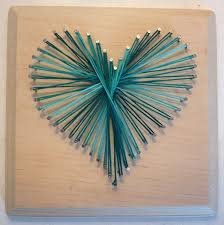 nail wall art popular with nail string art