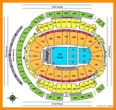 Msg Seating Chart Concert Zanmedia Co