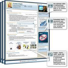 Virtual Resumes Virtual Resumes Can Aid Job Search