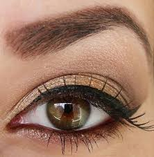 easy everyday eye makeup for brown eyes eye makeup ideas