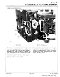 john deere 108 111 111� 112l 116 tractors technical manual John Deere 112L Belt Diagram at John Deere 112l Wiring Diagram