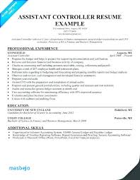 Controller Resume Examples Delectable Financial Controller Resume Examples Financial Controller Resume