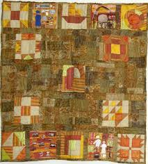 History of Quilts & Creativity and improvisation, common characteristics of many old African  American quilts, provide insight into a rich heritage and history. Adamdwight.com