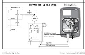 help hooking up an evseupgrade l6 30 receptacle and breaker my image