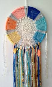 What To Use For A Dream Catcher Hoop Tiny Apartment Ideas 100 Ways To Make Your Small Space Feel Huge 55