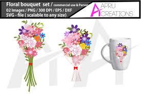 Download free svg vectors for commercial use. 1 Floral Bouquet Svg Designs Graphics