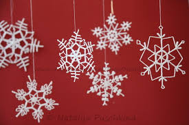 Christmas Snowflakes Pictures Crochet Pattern Christmas Snowflakes Crochet
