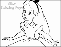 Twilight Alice Coloring Page Pages Chronicles Network