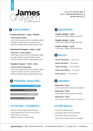 Free Professional Resume Cv Template Cover Letter For Creative