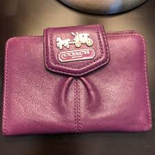 Coach Madison wallet!