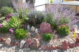 Round rock gardens Design Ideas By Adding Small Rock Garden The Area Now Provides Privacy Interest Fragrance And Year Round Color Freedomvpninfo Cheyenne Landscaping And Wyoming Landscaping Company Capital City